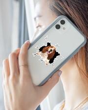 Basset Hound Sticker - Single (Vertical) aos-sticker-single-vertical-lifestyle-front-29
