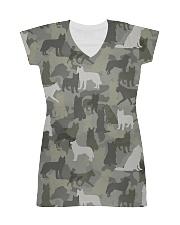 Camo Husky All-Over Dress tile