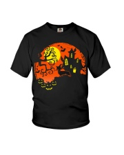 Dachshund - Halloween Youth T-Shirt tile