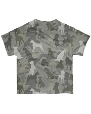 Camo Boxer All-over T-Shirt back