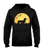 Dachshund - Halloween Hooded Sweatshirt thumbnail