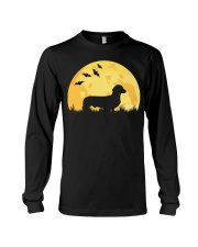 Dachshund - Halloween Long Sleeve Tee thumbnail
