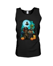 Dachshund - Halloween Unisex Tank thumbnail