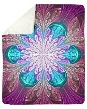 "Mandanla Sherpa Fleece Blanket - 50"" x 60"" thumbnail"