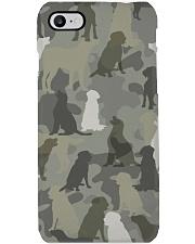 Labrador Retriever - Camouflage Phone Case thumbnail