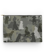 Labrador Retriever - Camouflage Accessory Pouch - Large thumbnail