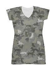 Camo Australian Cattle All-over Dress thumbnail