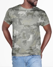 Camo Australian Cattle All-over T-Shirt aos-all-over-T-shirt-lifestyle-front-04