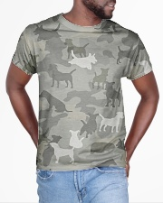 Camo Jack Russell Terrier-2 All-over T-Shirt aos-all-over-T-shirt-lifestyle-front-04