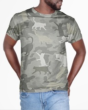 Camo Cat All-over T-Shirt aos-all-over-T-shirt-lifestyle-front-04