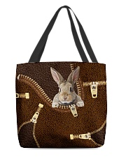 Rabbit - ZP All-over Tote back