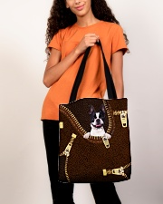 Boston Terrier All-over Tote aos-all-over-tote-lifestyle-front-06