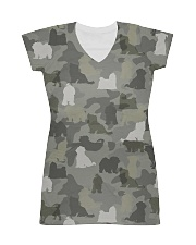 Camo Maltese  All-over Dress thumbnail
