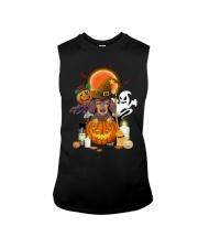 Dachshund - Halloween Sleeveless Tee thumbnail