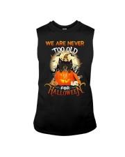 Dachshund - Halloween 02 Sleeveless Tee thumbnail