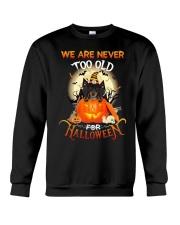 Dachshund - Halloween 02 Crewneck Sweatshirt thumbnail