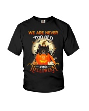 Dachshund - Halloween 02 Youth T-Shirt thumbnail