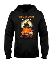 Dachshund - Halloween 02 Hooded Sweatshirt thumbnail