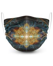 SACRED GEOMETRY TAPESTRY - FLOWER OF LIFE WALL ART Masks tile