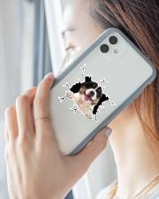 Australian Shepherd Sticker - Single (Vertical) aos-sticker-single-vertical-lifestyle-front-29