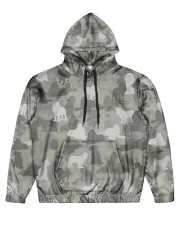 Camo American Cocker Spaniel Men's All Over Print Hoodie thumbnail