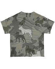Pitbull - Camouflage All-over T-Shirt back