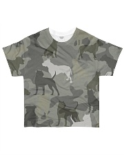 Pitbull - Camouflage All-over T-Shirt front