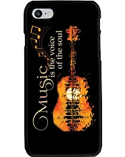 Music Is The Voice Of Soul Jungle Guitar Phone Case i-phone-8-case