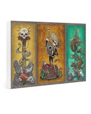 Guitar Skeleton 24x16 Gallery Wrapped Canvas Prints thumbnail