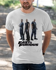 Fast and furious  Classic T-Shirt apparel-classic-tshirt-lifestyle-front-50