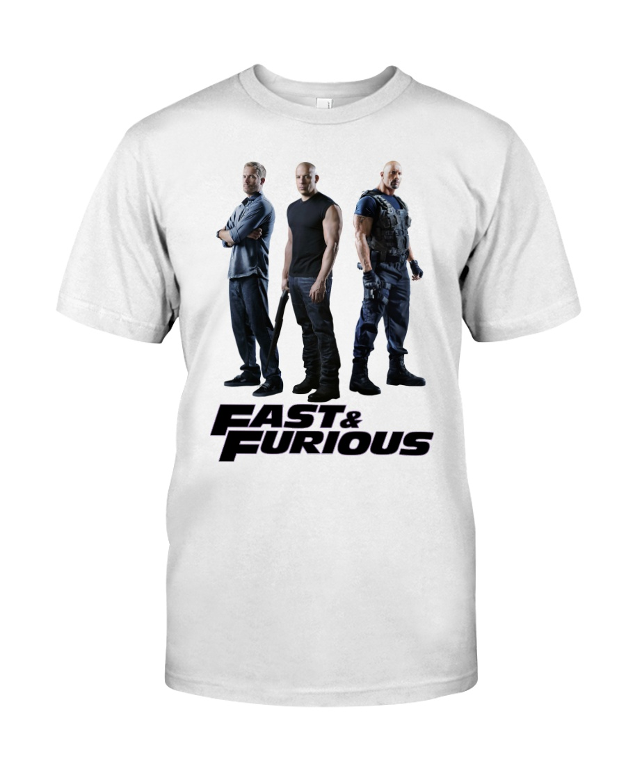Fast and furious  Classic T-Shirt