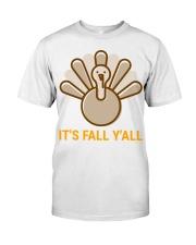 Its Fall Yall 2 Classic T-Shirt thumbnail