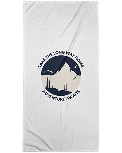 Take the long way home adventure awaits