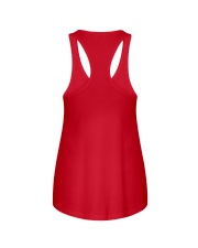 WHAT THE F Ladies Flowy Tank back