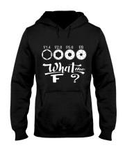 WHAT THE F Hooded Sweatshirt thumbnail