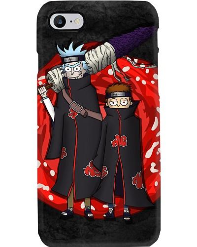 Rick And Morty x Naruto Akatsuki Case