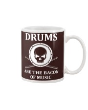 Drums are the bacon of music Mug thumbnail