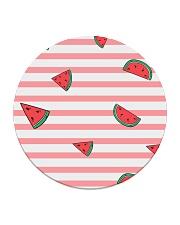 Watermelon Circle Coaster thumbnail