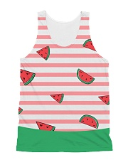 Watermelon All-over Unisex Tank thumbnail