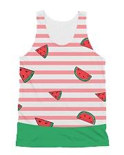 Watermelon All-over Unisex Tank thumbnail