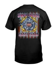 SEMPER PARATUS Classic T-Shirt back