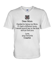 COAST GUARD V-Neck T-Shirt thumbnail