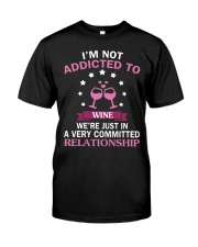 WINE LOVERS Classic T-Shirt thumbnail