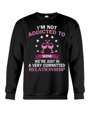 WINE LOVERS Crewneck Sweatshirt thumbnail