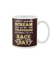 WEEKENDS ARE FOR RACING Mug thumbnail