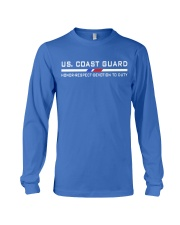 US COAST GUARD Long Sleeve Tee thumbnail