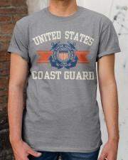 US COAST GUARD Classic T-Shirt apparel-classic-tshirt-lifestyle-30