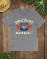 US COAST GUARD Classic T-Shirt lifestyle-mens-crewneck-front-18
