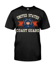 US COAST GUARD Premium Fit Mens Tee thumbnail