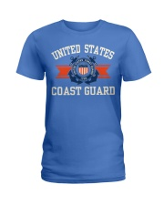 US COAST GUARD Ladies T-Shirt thumbnail